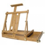 RAVENNA SKETCH BOX EASEL NATURAL