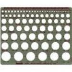 PICKETT SMALL CIRCLE TEMPLATE 1203I
