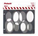 PICKETT ELLIPSE TEMPLATE 1228-40I