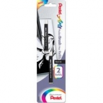 PENTEL POCKET BRUSH REFILL 2/CD