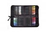 PRISMA MRKR SET 24 COLORS