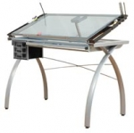 CRAFT STATION FUTURA GLASS TOP