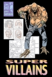 SUPERVILLAINS BOOK & DVD WITH CRITIQUES