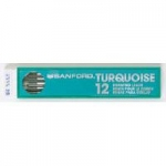TURQUOISE 2MM DRAWING LEADS