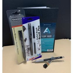 ESSENTIAL TRAVEL AND SKETCH PACK